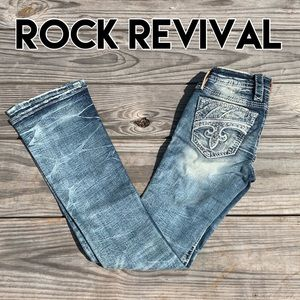 Rock Revival Bootcut Jeans